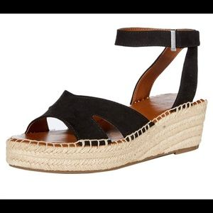 NWOT Franco Sarto Penne espadrille sandal